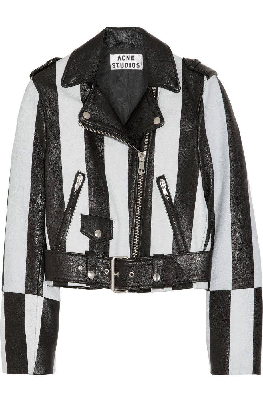 Mock Black Stylish leather jacket, Leather jacket, Jackets
