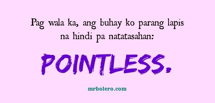 Tagalog Pick-up Lines | Pinoy Quotes | Pinterest | Tagalog ...