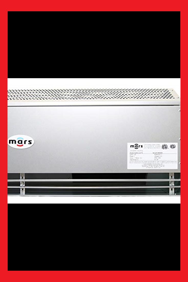 Mars 36″ 1379 CFM, Unheated Industrial 1/2 HP, 115 V/60 Hz