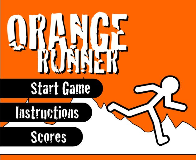 Orange Runner Games Bad Eggs Slitherio
