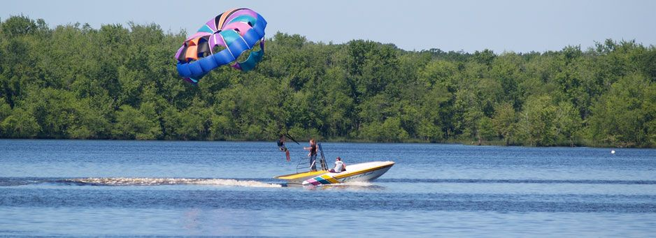 Holiday shores is the exclusive place in wisconsin dells