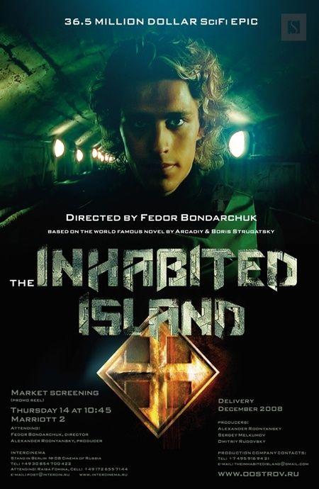 The Inhabited Island Обитаемый остров DVD with English Subtitles Russian  Sci Fi Epic 0cf98bfa94404