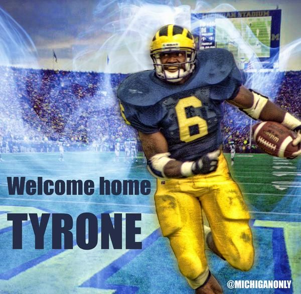 Tyrone Wheatley comes home to Michigan ... RB Coach 1.9.2015