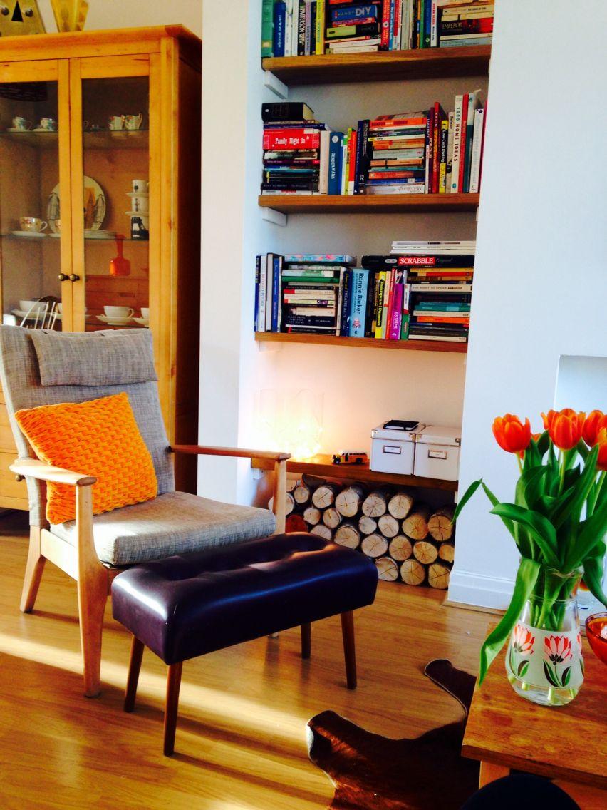 Vintage footstool £10... Bargain!!