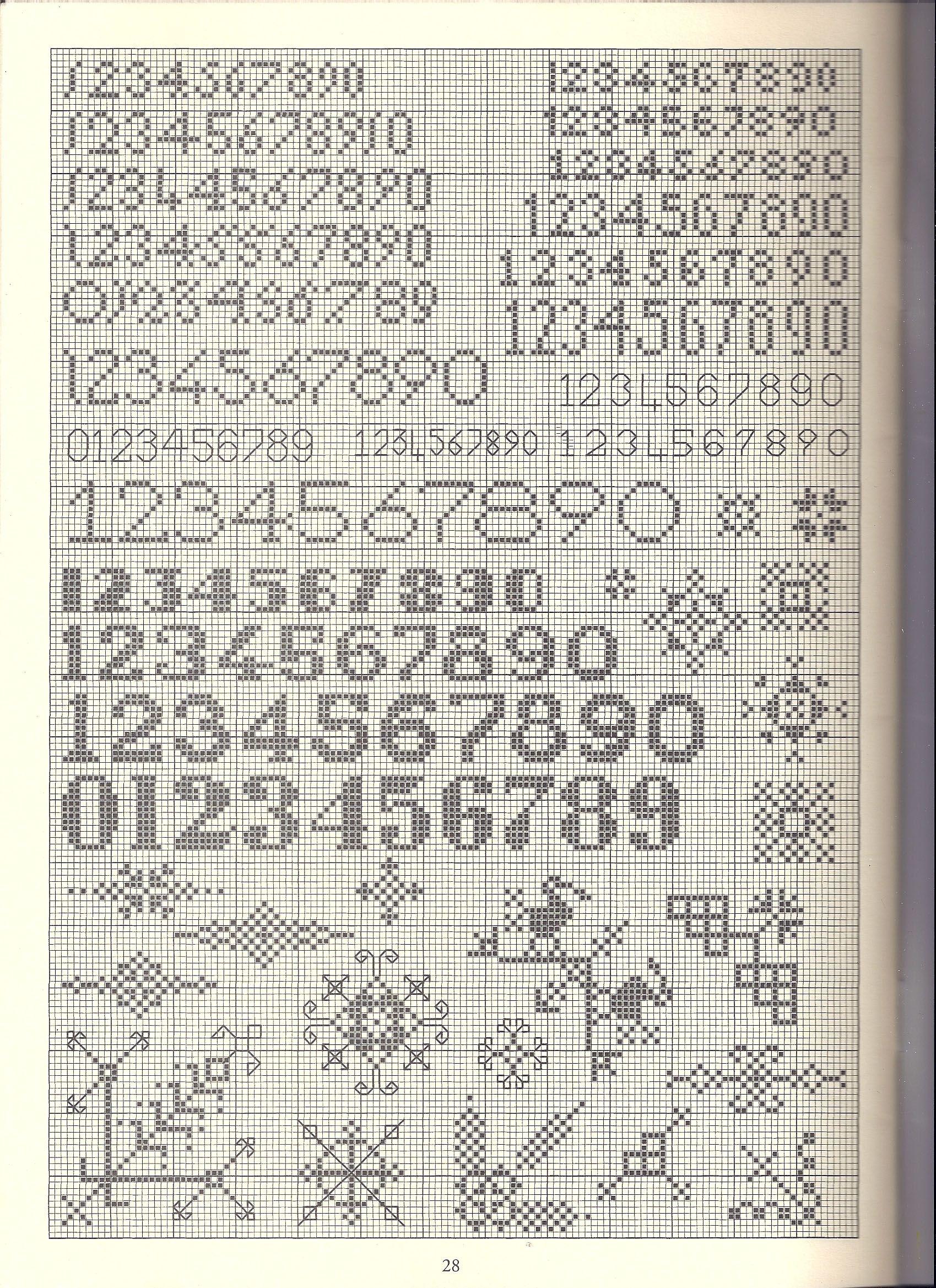 Pin von Donna Pavlik auf Free pattern | Pinterest | Zahlen ...