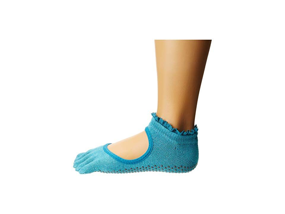 65294f212 toesox Bella Full Toe w/ Grip (Sea Lace) Women's No Show Socks Shoes. Life  seems to be more balanced and beautiful with the Bella Full Toe w/ Grip by  socks ...