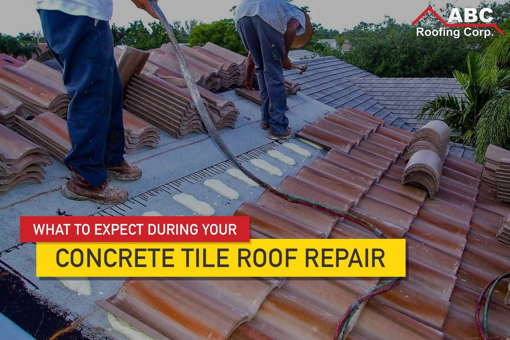 Can You Repair Concrete Roof Tiles In 2020 Concrete Roof Tiles Roof Tiles Concrete Roof