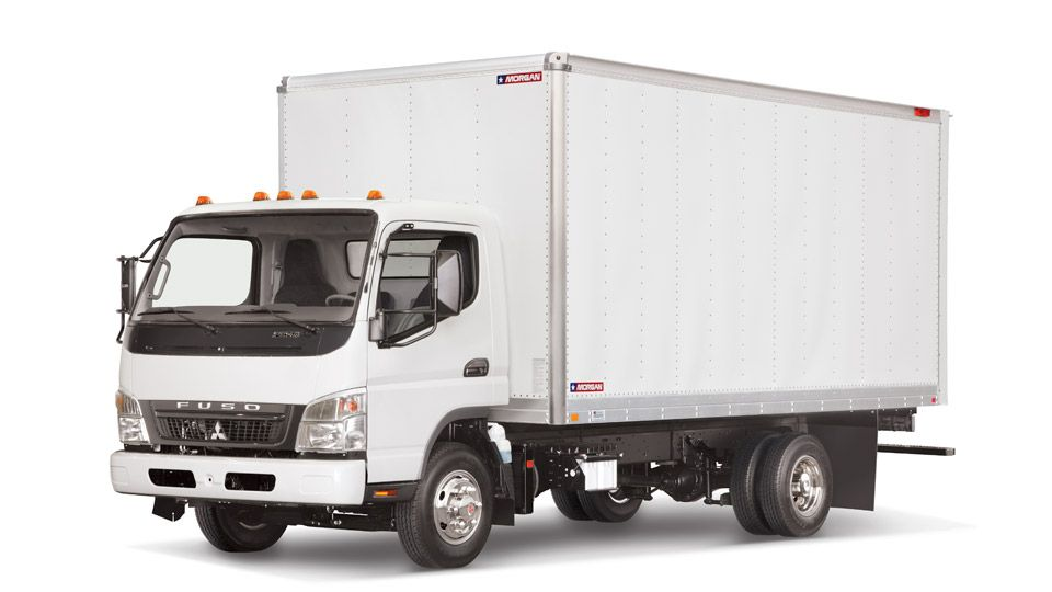 Morgan Corporation Dry Freight Ldx Truck Body Gallery Trucks Commercial Vehicle Freight Truck