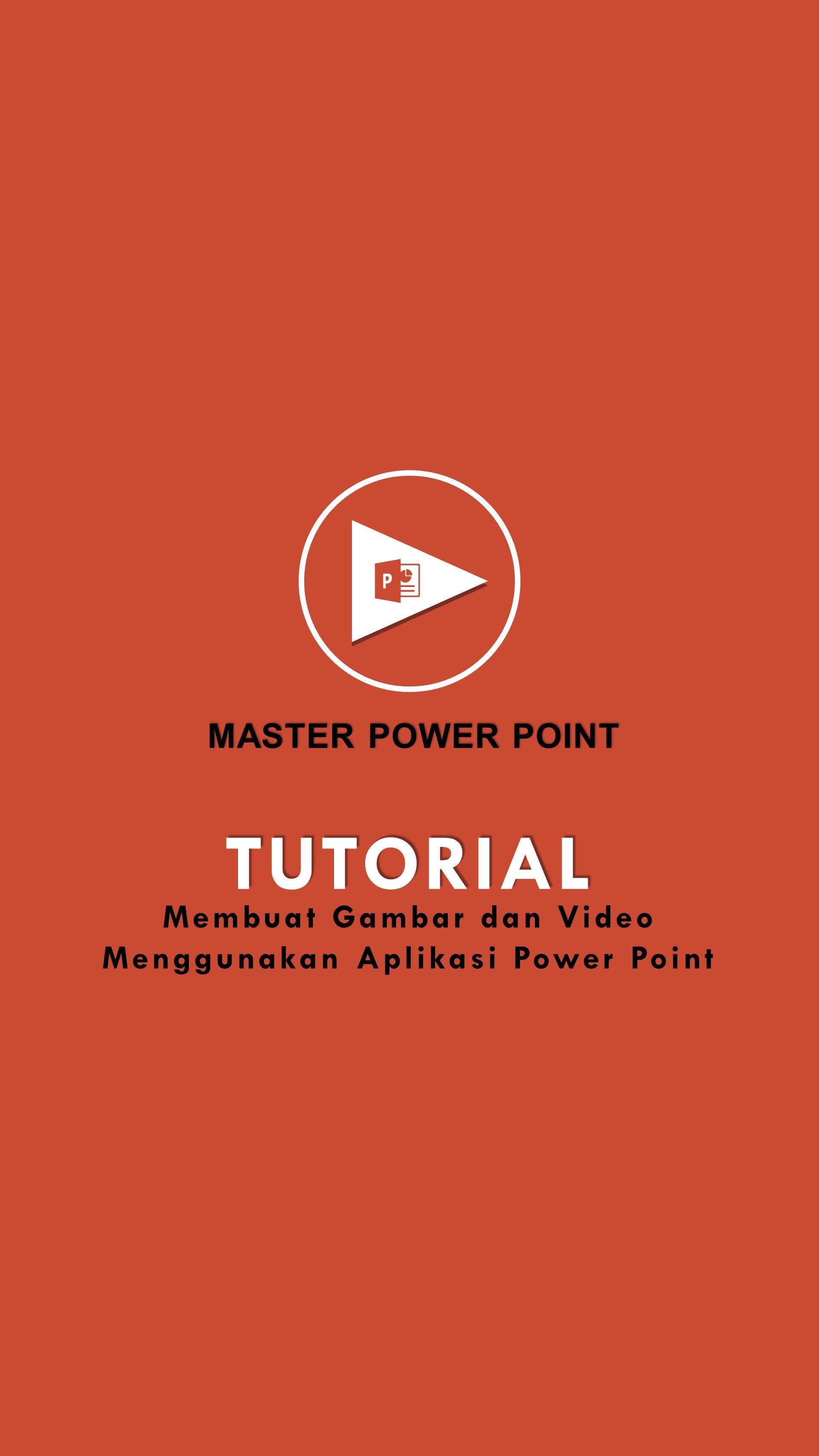 Pin On Belajar Power Point