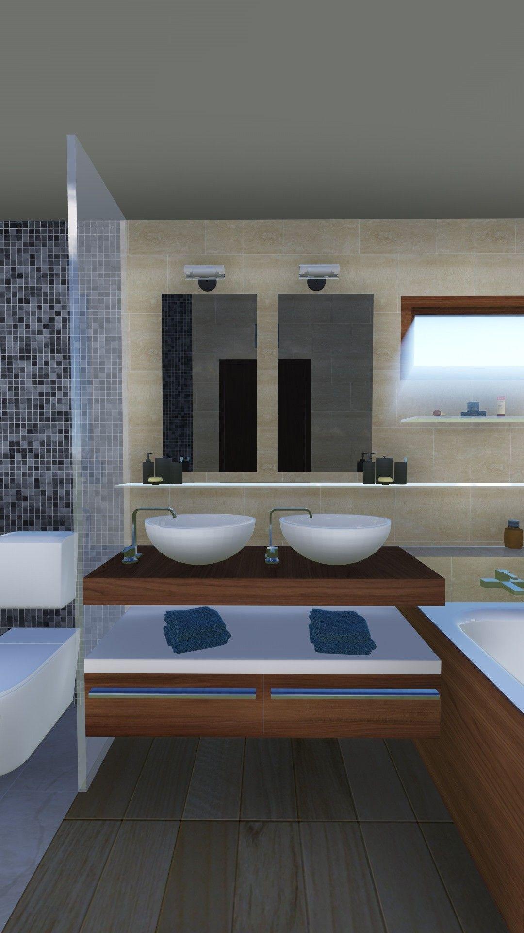 bathroom design project designed by liviu mirica multi function master bath oasis needed - Multi Bathroom Design