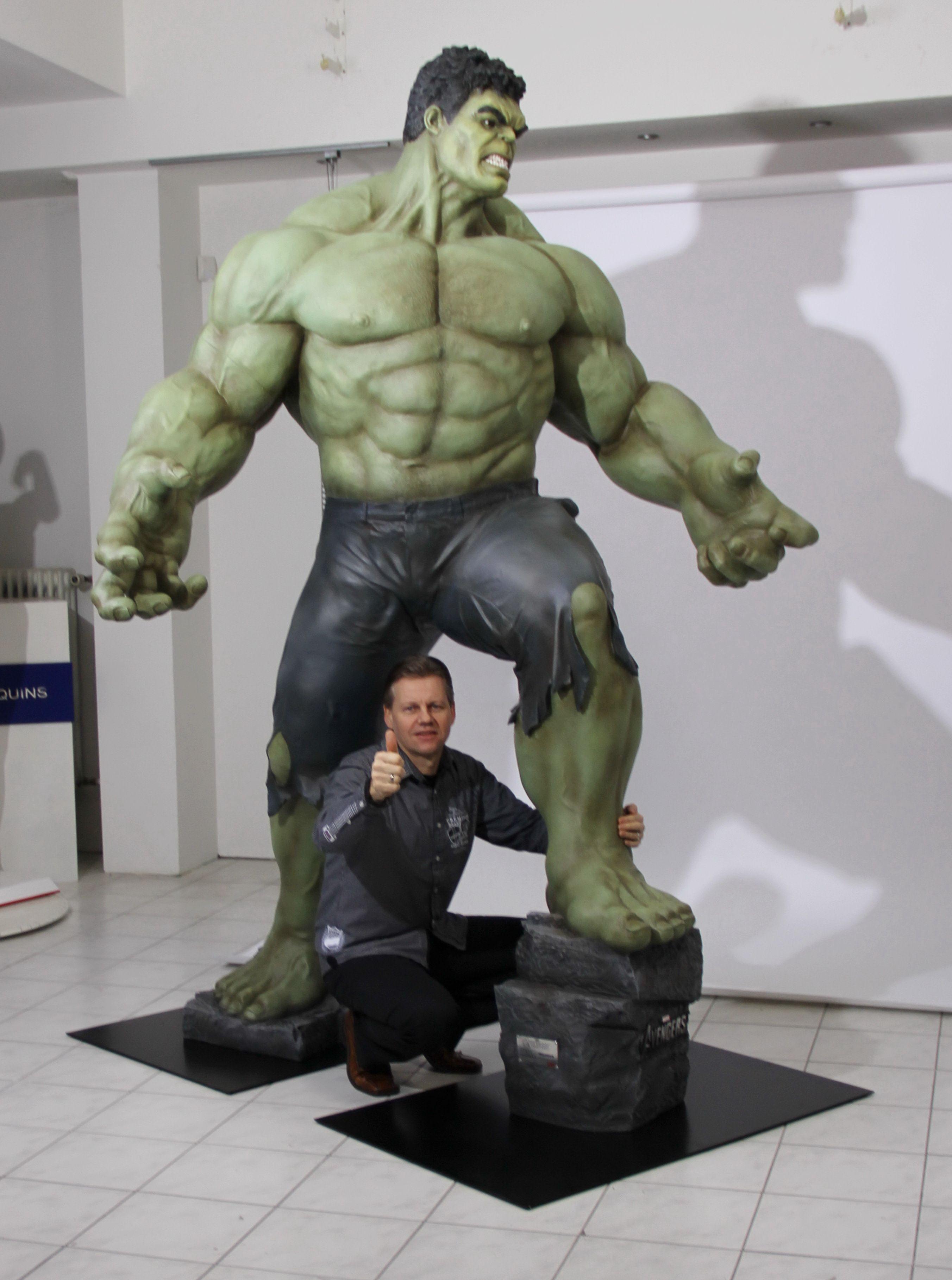 Hulk Scale 1 1 Hulk Personaje De Ficcion Pinturas Africanas