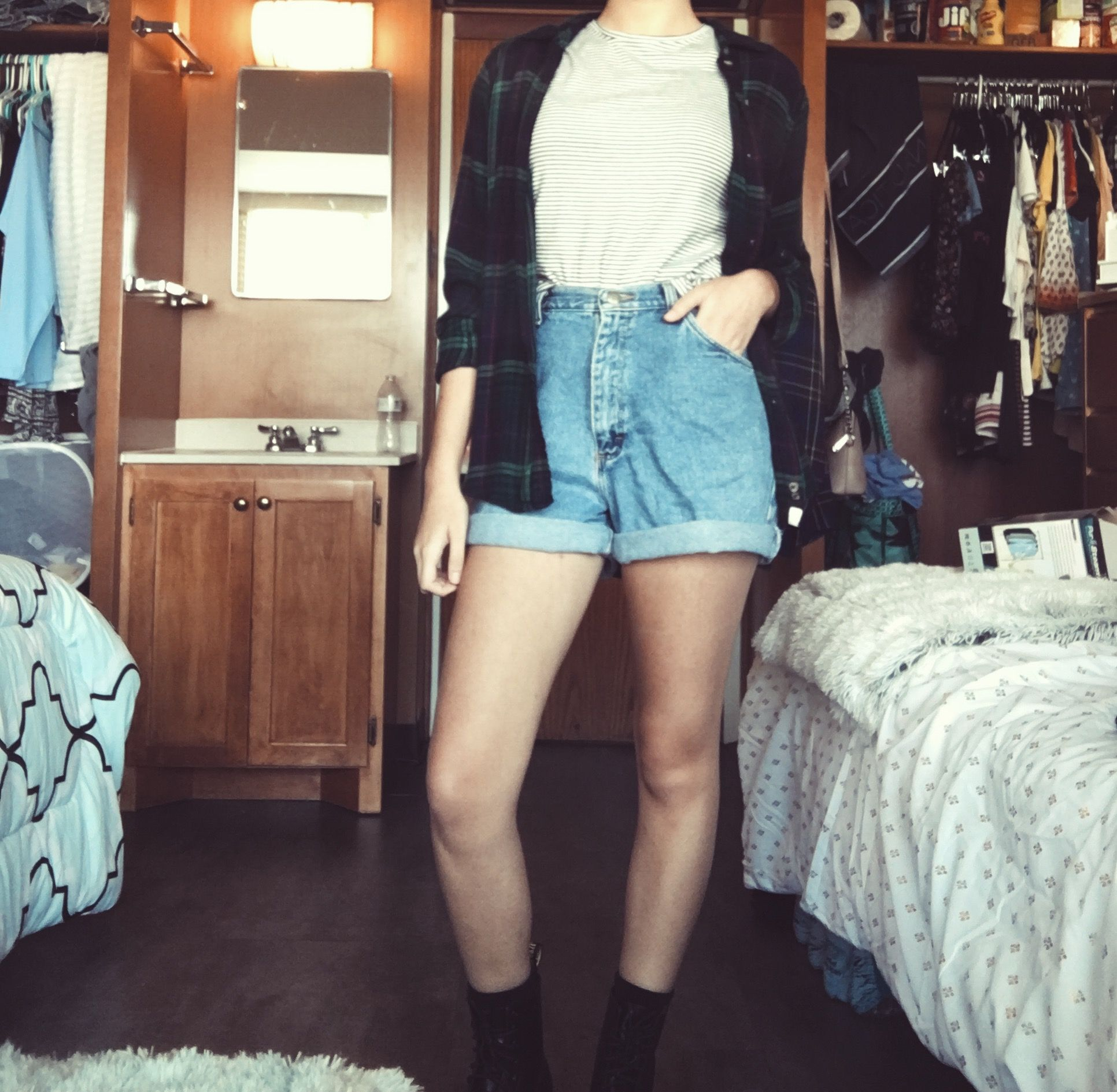 To acquire Waisted High shorts outfits tumblr pictures trends