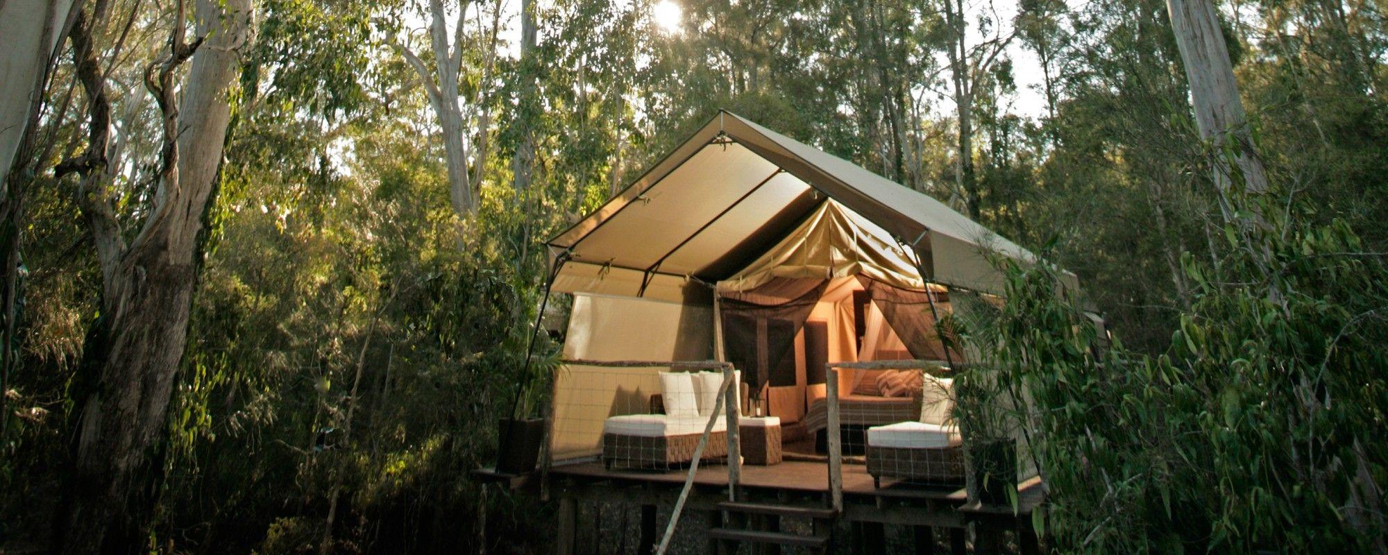 Hotel ecológico na Austrália. Wish list! Glamping, Go