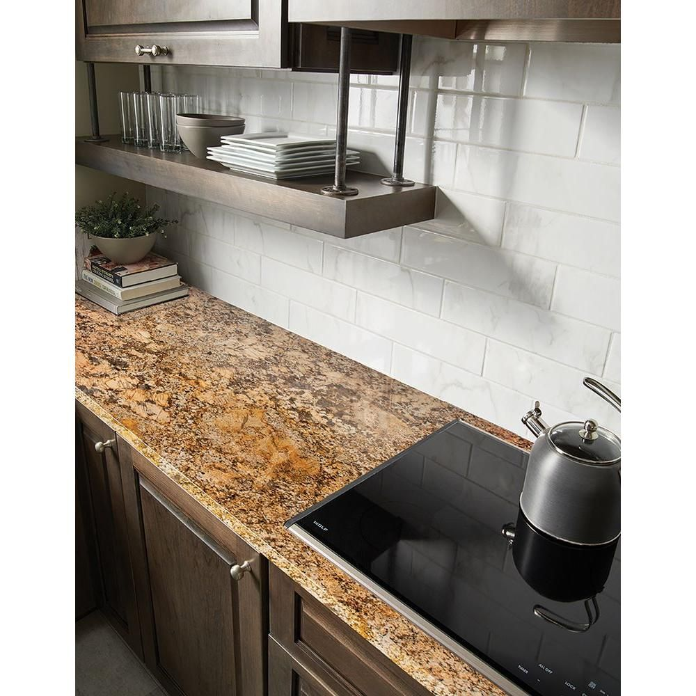 Stonemark Granite 3 In. X 3 In. Granite Countertop Sample
