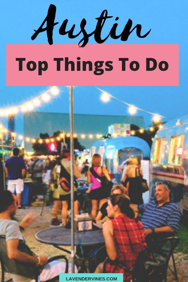 Top Things to Do in Austin, Texas