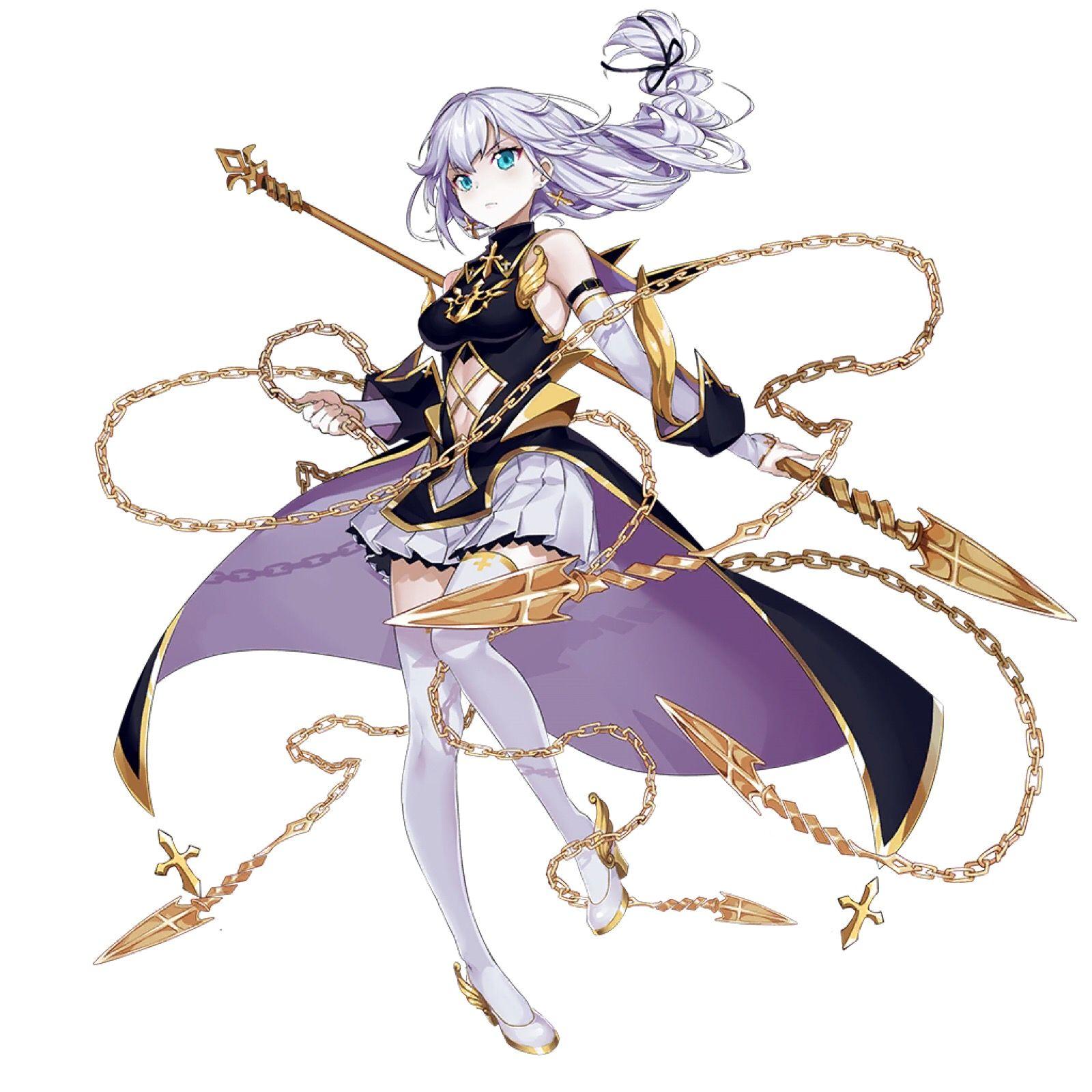 Pin By Yael Torres On Guns Girl Honkai Gakuen Anime Character Design Anime Warrior Character Art