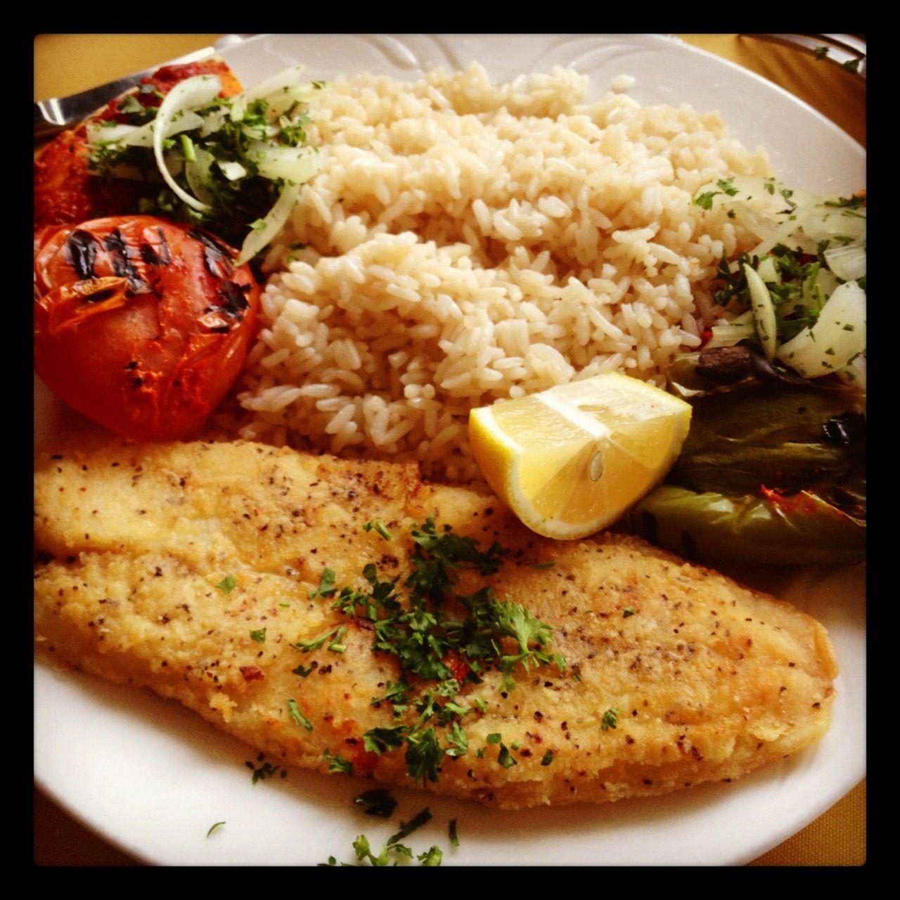 Mediterranean Style Diet Recipes: Mediterranean Food