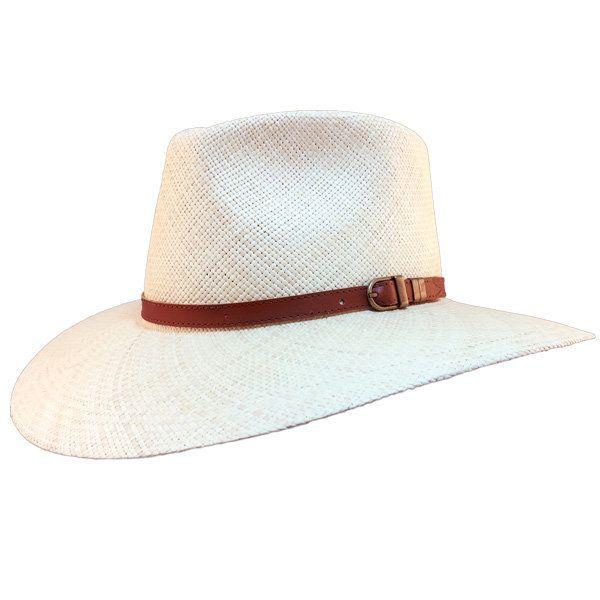 Bigalli Grade 3 Australian Outback Panama Hat In 2021 Mens Sun Hats Outback Hat Men Panama Hat