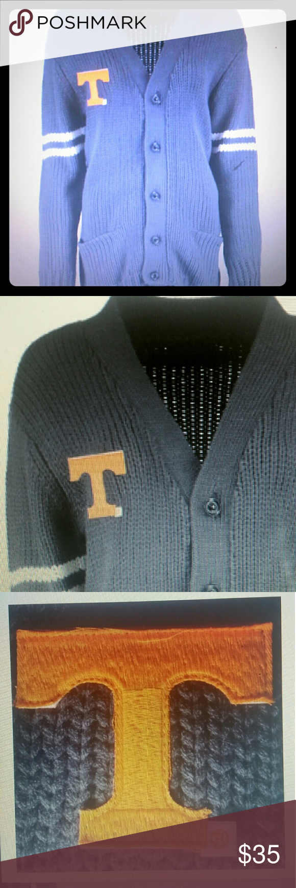 University of Tennessee sweater....NWT! Women's Let Loose by RNL charcoal Boyfriend Letter Sweater. Brand new with tags. Super comfy and cozy! Lists for 74.99 on Fanatics site. Open to reasonable offers. Or bundle with at least one other item and receive 25% off your purchase! Let Loose by RNL Sweaters Cardigans