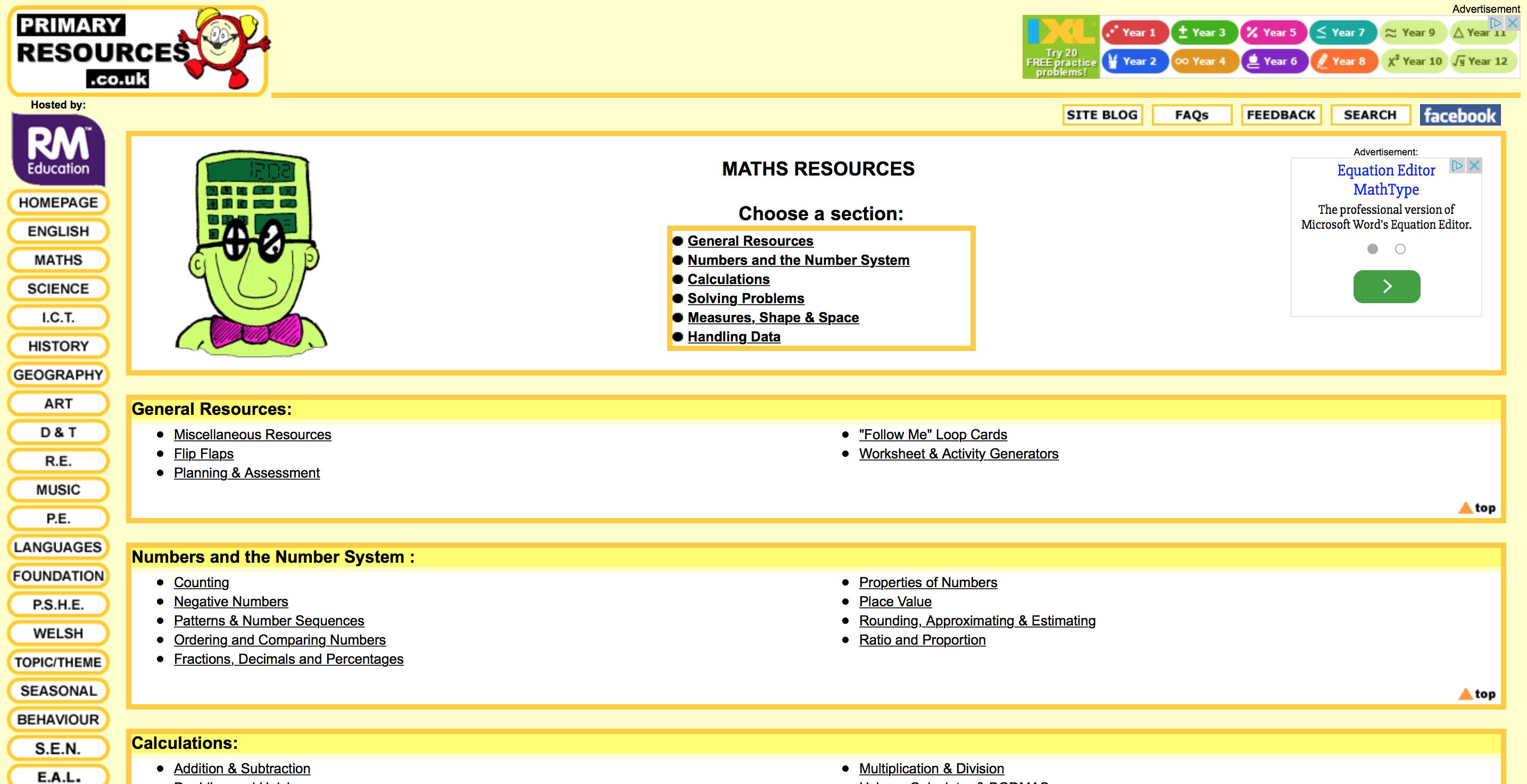 Primary Resources Maths Math Primary Resources Lesson Plans