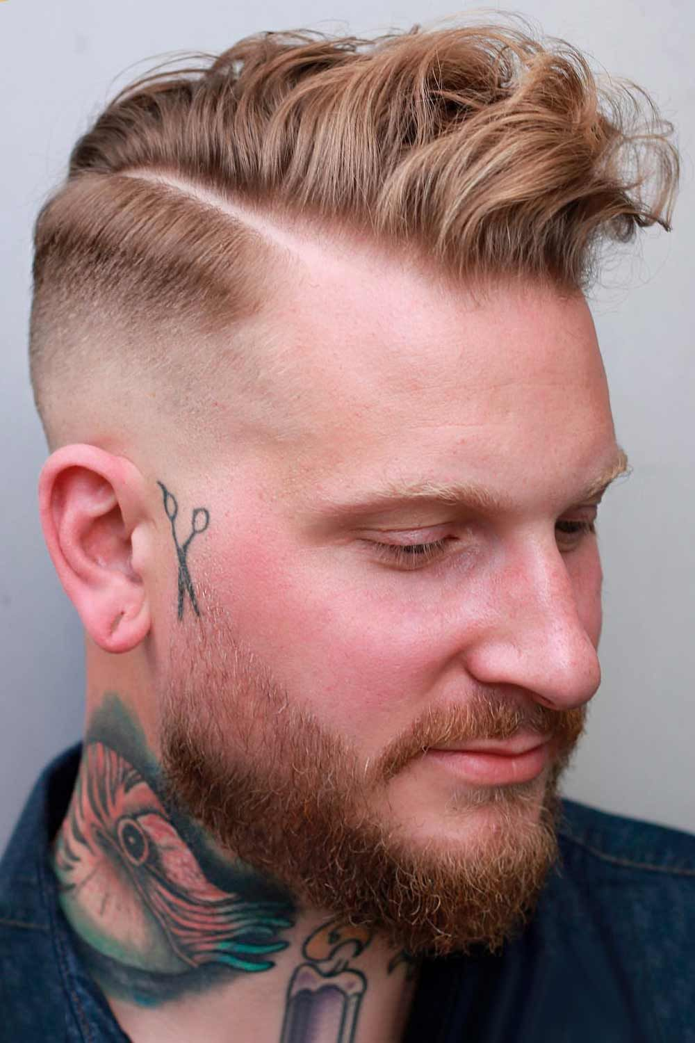Awesome Disconnected Undercut Hairstyle Ideas You Should Give A Go In 2020 Undercut Hairstyles Long Hair Styles Men Short Hair Styles For Round Faces