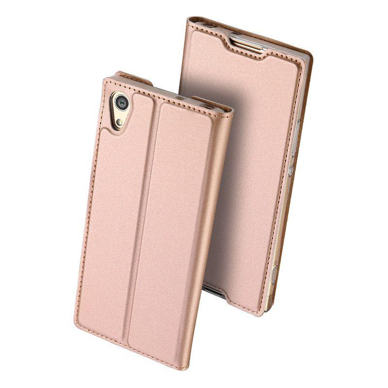 Etui Dux Ducis Szklo Do Xperia Xa1 Plus Portfel 7033198254 Oficjalne Archiwum Allegro Sony Xperia Case Cover Faux Leather