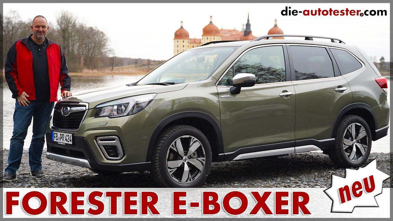 Der Subaru Forester Mj 2020 Bietet Neben Sehr Guten Off Road Eigenschaften Viele Assistenz Und Sicherheitssysteme Bereits In D In 2020 Subaru Forester Subaru Fahrwerk