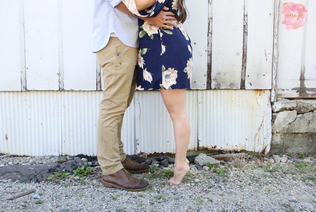Engagement session!! maddieclairephotography.com