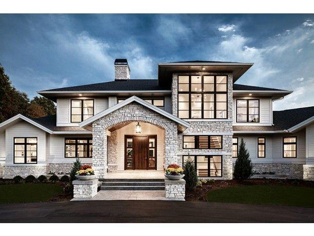 interesting traditional home exterior design | Front Entry | Dream House | Dream house exterior, Home ...