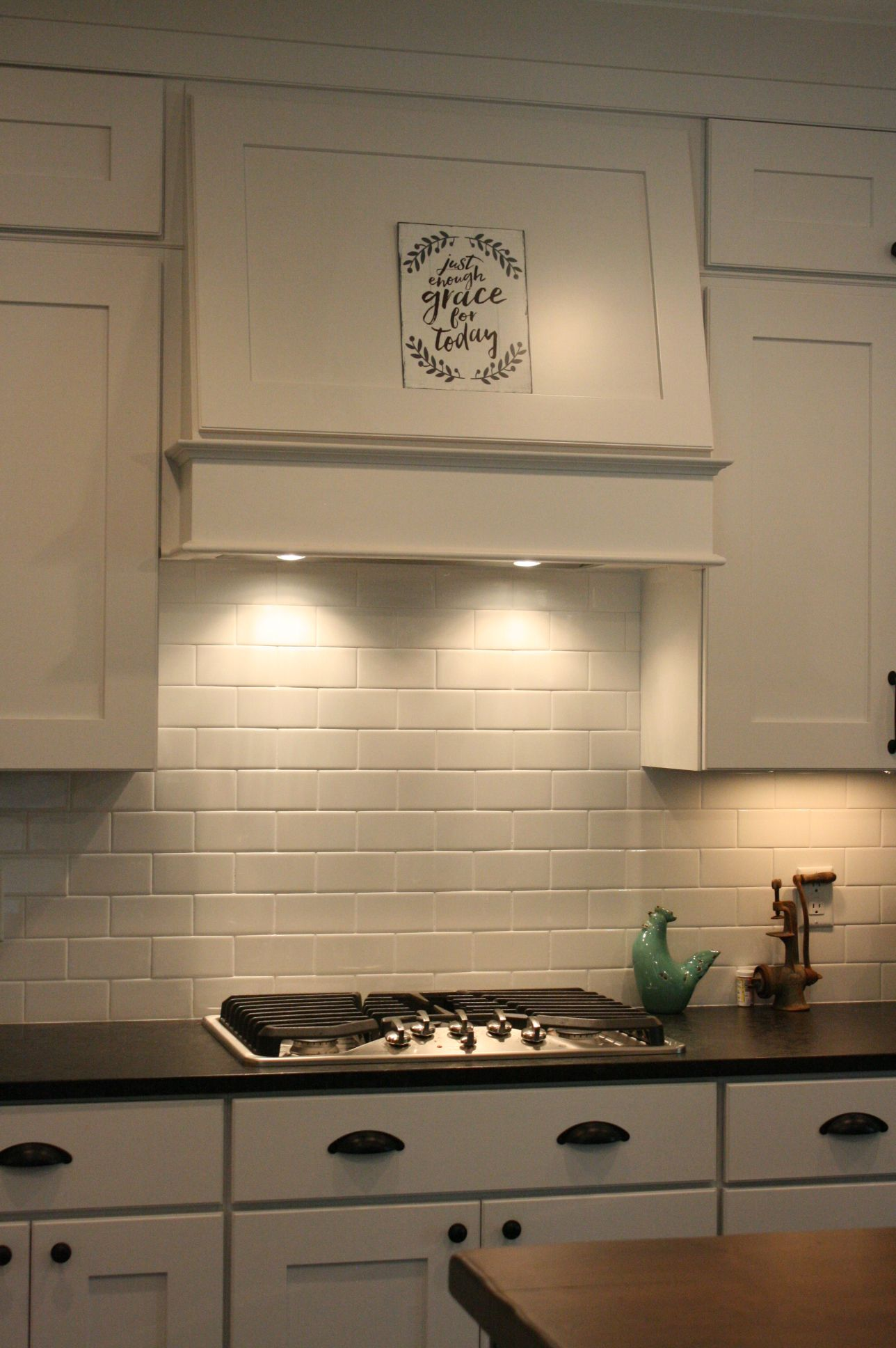 Koch Classic Augusta Door Style In White Melton Hood Kitchen Cabinet Amazing Spaces