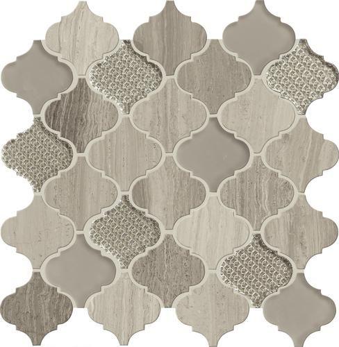 Grand Terrace Amarige Ara Stone/Glass Mosaic Home \