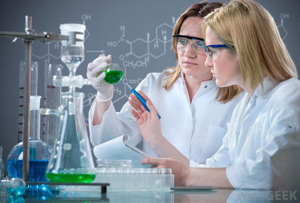 What Does an Industrial Chemist Do? (with pictures) | beauty lab ...