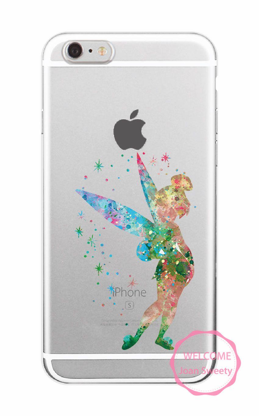 Disney Aquarelle Peter Pan Iphone Case Free Shipping Flexible