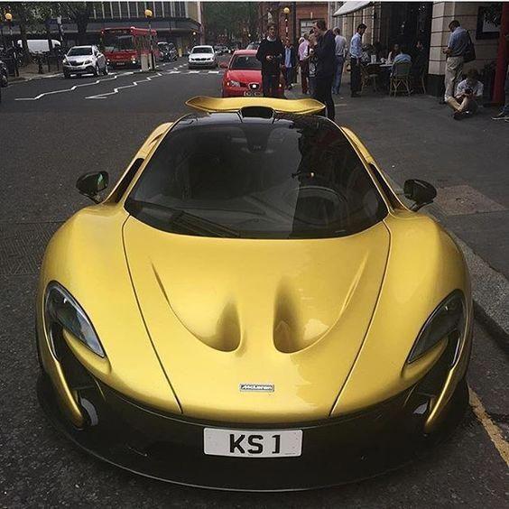 Cool Sports Cars, Mclaren, Cars