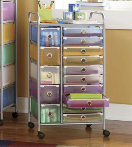 18 Amazing Easy Makeup Storage Ideas