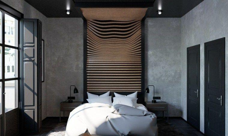 Luxuszimmer mit akzentuierten Wänden   Luxusschlafzimmer ...