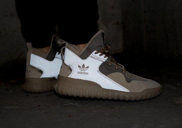 "outlet store 14bde a2f51 adidas Tubular X ""Hemp""   Adidas, Sneaker bar Denim and Denim bar tees  7a57aa"
