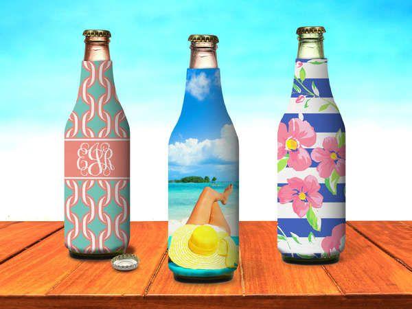 $6  #LivingSocial Personalized Bottle Hugger