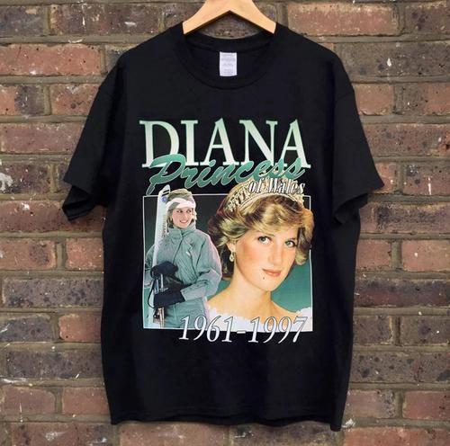 99d274ed51 Diana Princess of Wales Tee