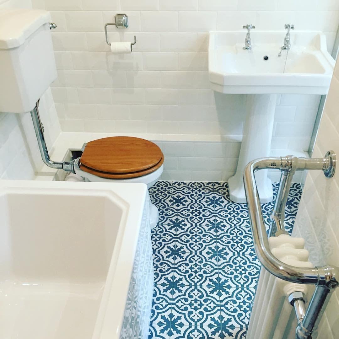 Berkeley floor tile. Metro wall tile | Topps tiles customer photos ...