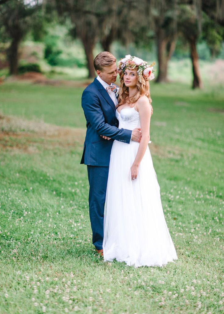 This Romantic Wedding Is Your Ultimate Inspiration For a Spring Ceremony: How do you even begin to describe such a dreamy wedding?