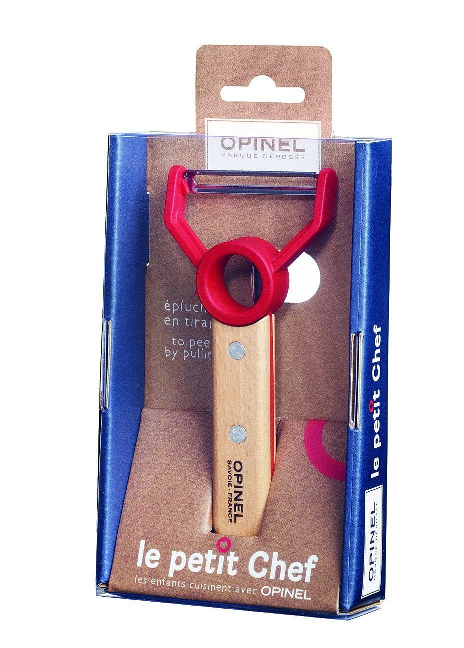 Opinel Messer Opinel Le petit Chef, Sparschäler | Kindermesser ...