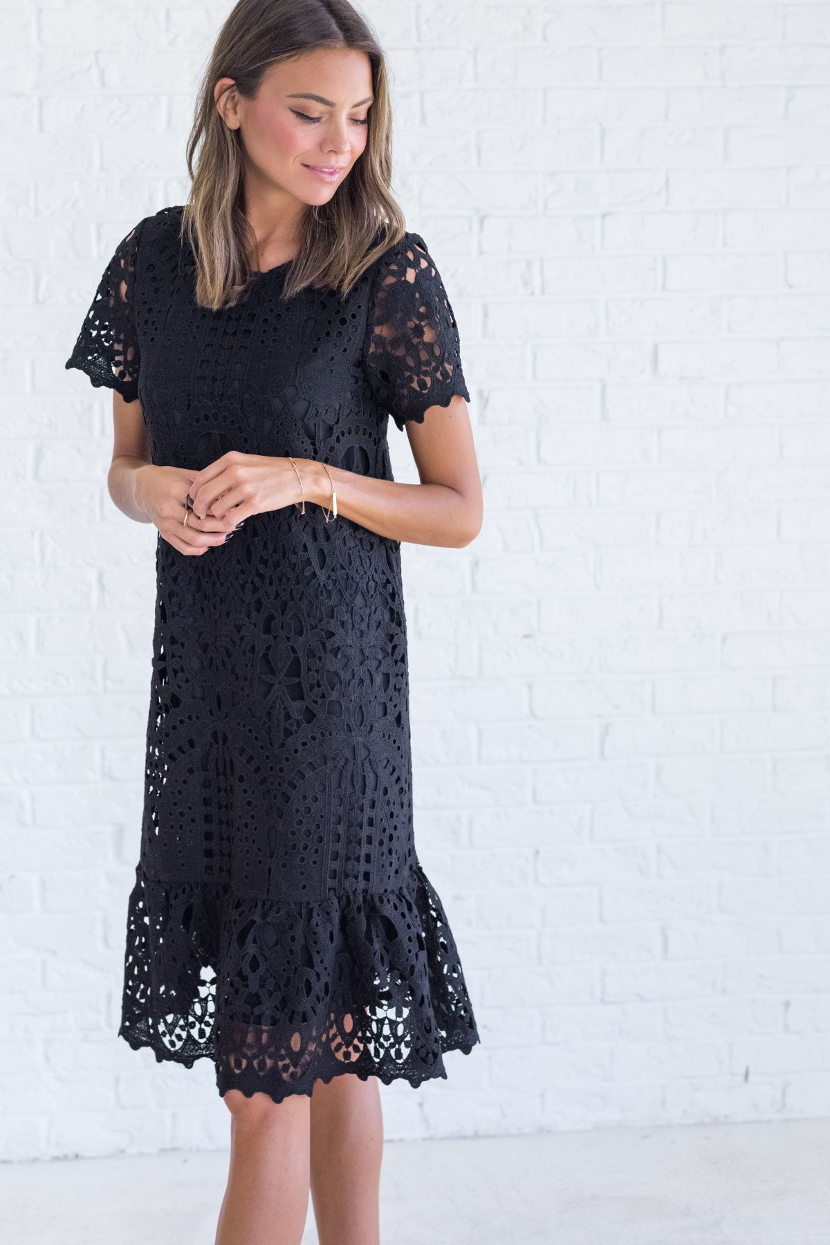 Unconditional Love Black Lace Dress Black Lace Dress Fall Dress Outfit Lace Dress Black