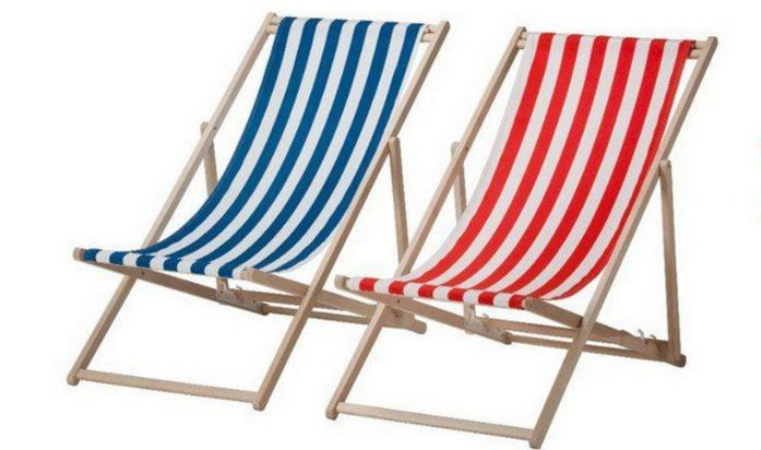 Sdraio Da Spiaggia Ikea.Ikea Ritira La Sdraio Mysingso Mobili Da Spiaggia Arredamento