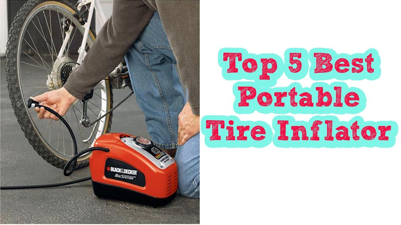 Top 5 Best Portable Tire Inflator 2016 Best Air Pump 1