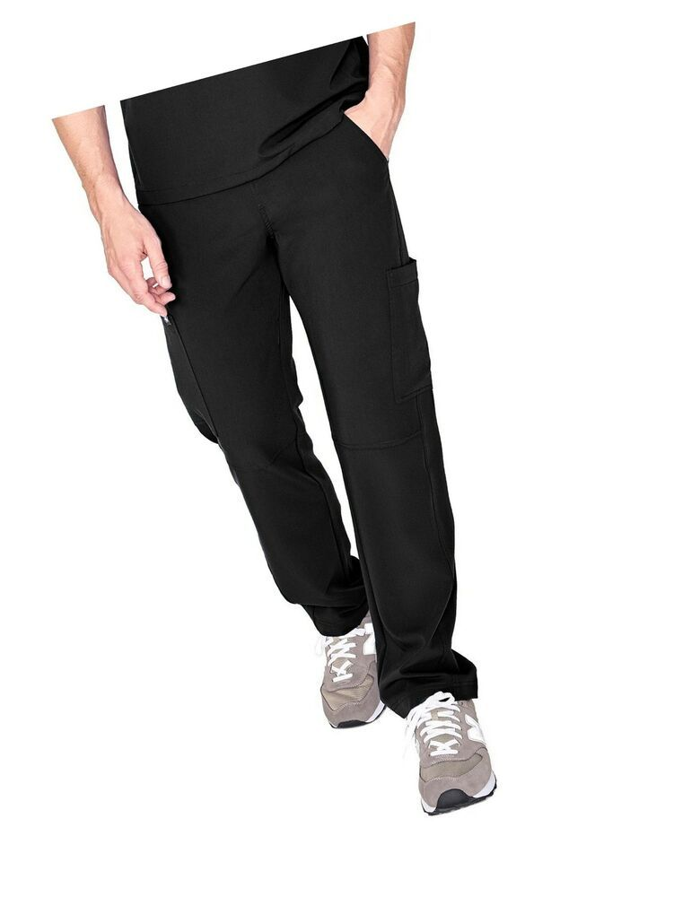 ef217dbad8c eBay #Sponsored FIGS Axim Cargo Scrub Pants for Men Structured Fit Super...  - FREE 2 Day Ship
