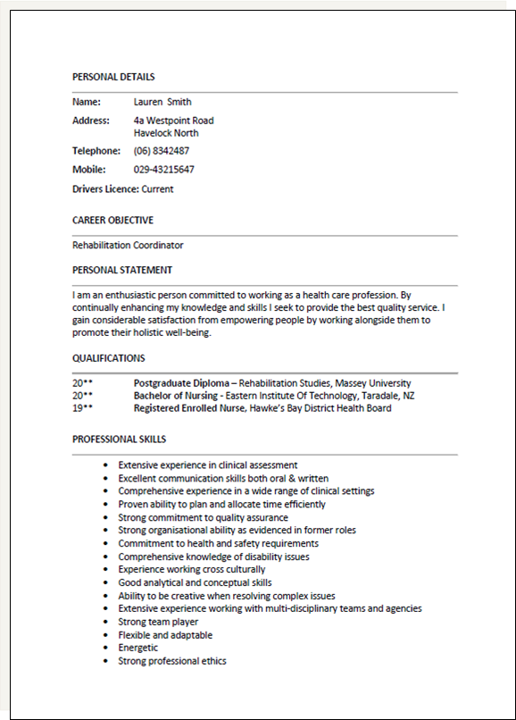 Free Resume Templates New Zealand Pinterest Template And Cv Template