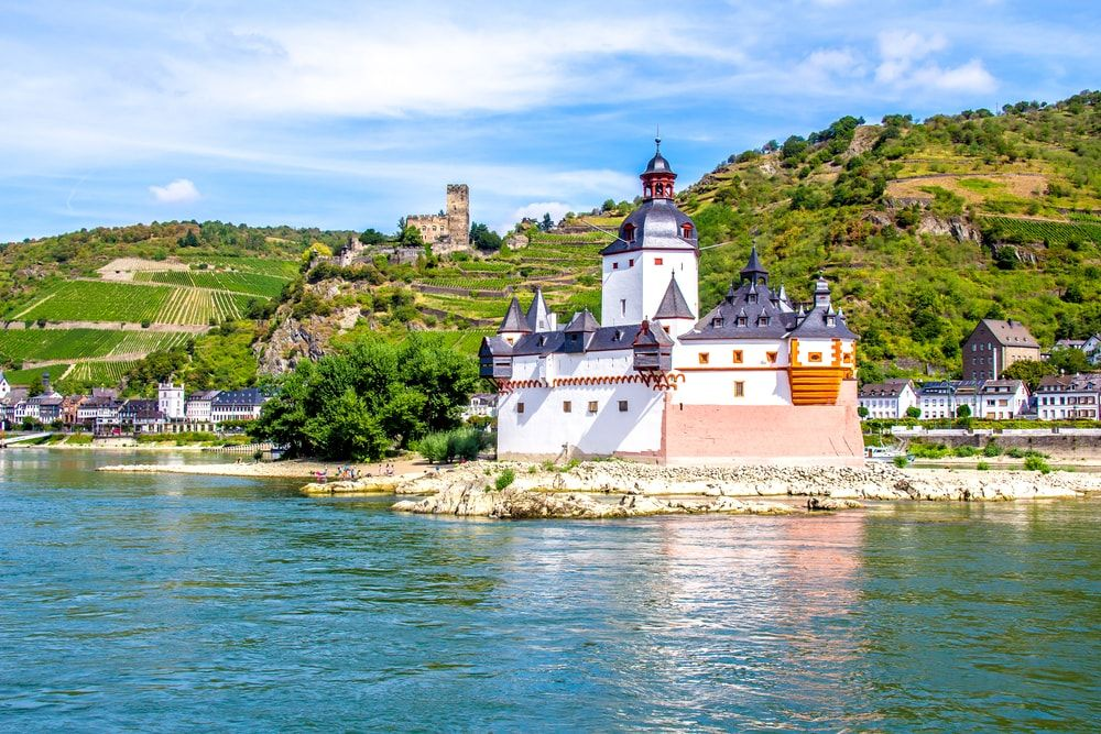 The 11 Most Scenic Spots on a Rhine River Cruise Rhine