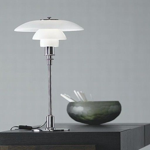 Ph 3 2 Bordlampe Light Pinterest Table Lamp Lamp