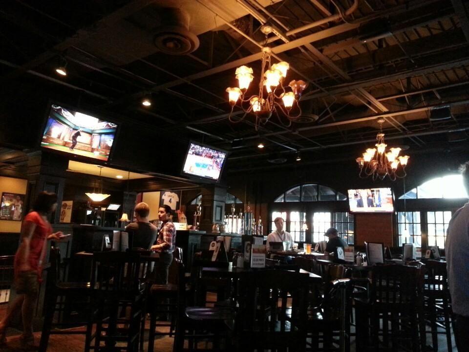 Hudson Grille The Best Sports Bar in Atlanta! Sports